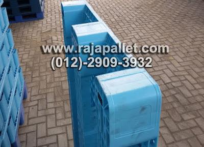 Jual Pallet Plastik HDPE Harga Murah Cocok Racking Gudang