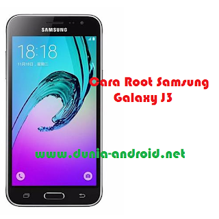 Cara root samsug galaxy J3 100% work