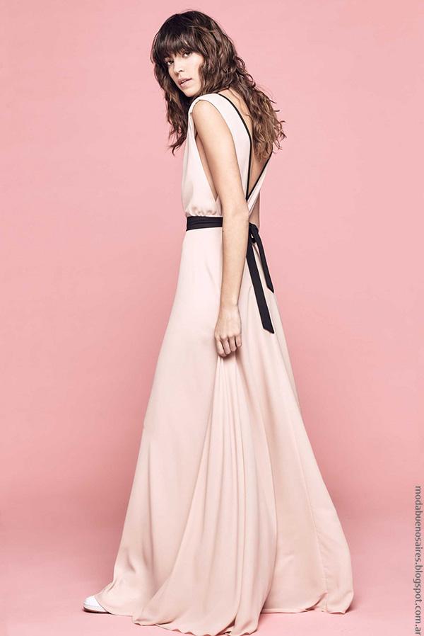 Vestidos verano 2017 ropa de moda mujer 2017.