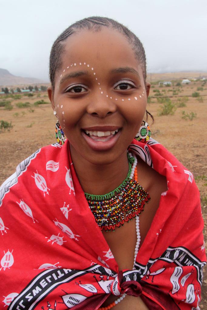Zulu Women 116