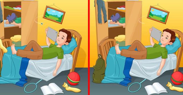 Apenas gênios conseguem encontrar os erros dessas imagens, será que você é um deles?