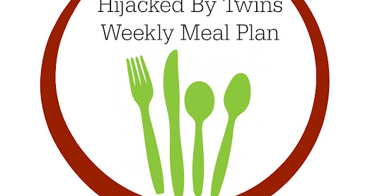Weekly Meal Plan - #MealPlanningMonday 2018 Week 14