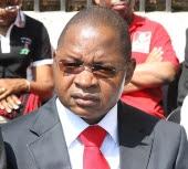 Vaquina no Botswana no fórum sobre governação