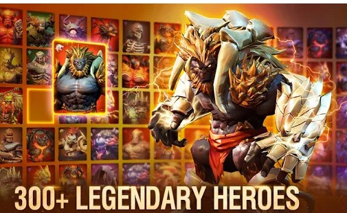 Idle Arena: Evolution Legends Apk+Data Free on Android Game Download