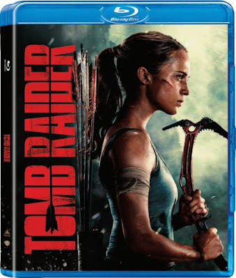 Tomb Raider 2018 Eng 720p BRRip 900Mb ESub x264