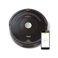 Robot aspirapolvere Roomba Amazon