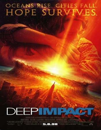 Deep Impact 1998 Hindi Dual Audio BRRip Full Movie Download