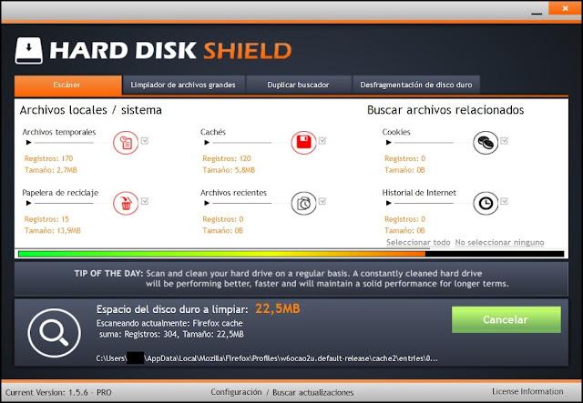 Hard Disk Shield Pro Descargar