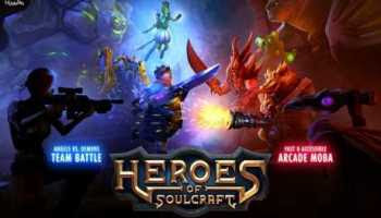 Game SoulCraft 2 Action