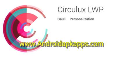 Download Circulux LWP Apk PRO v2.5.1 Android Latest Version