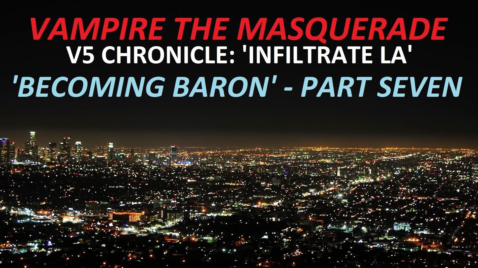 GMorts Chaotica: Vampire the Masquerade V5 - Session Twenty