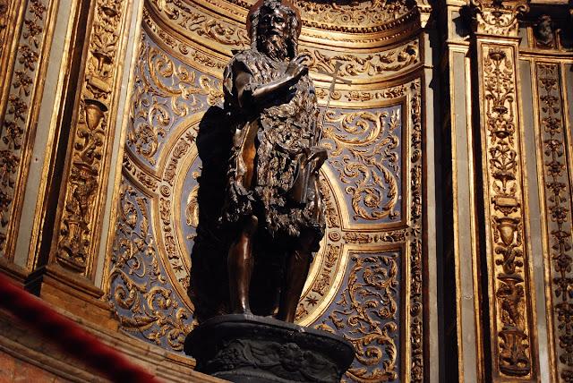 statue de Donatello