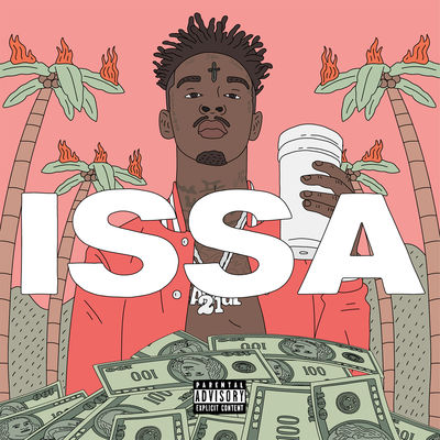 21 Savage - Issa Album - Album Download, Itunes Cover, Official Cover, Album CD Cover Art, Tracklist