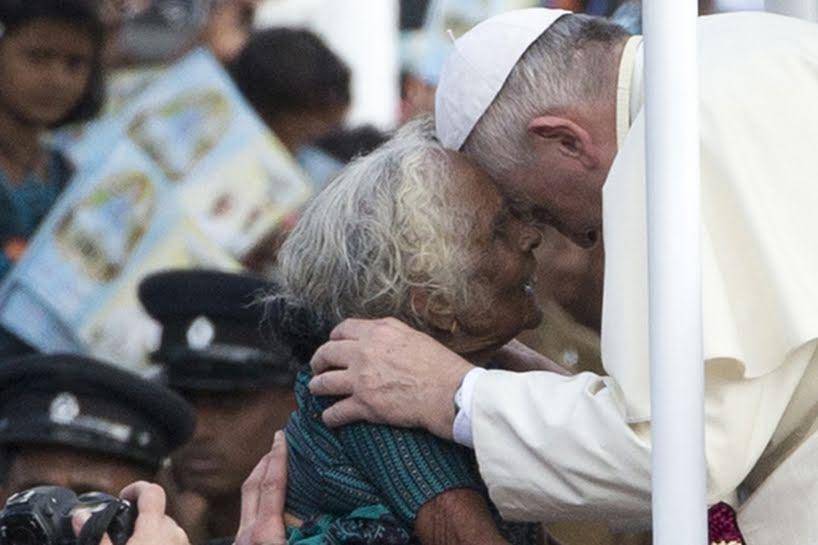 Frases Do Papa Francisco Sobre Importância Dos Avós Paróquia São