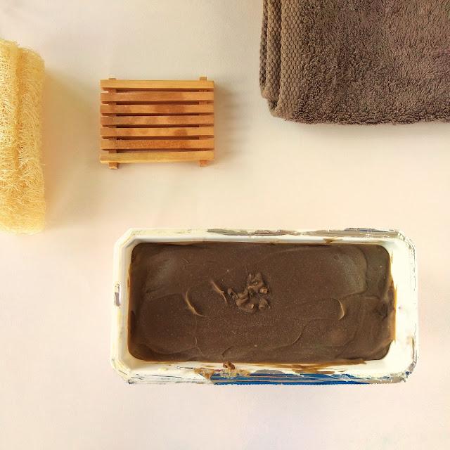 Jabón de sosa aceite de germen de trigo