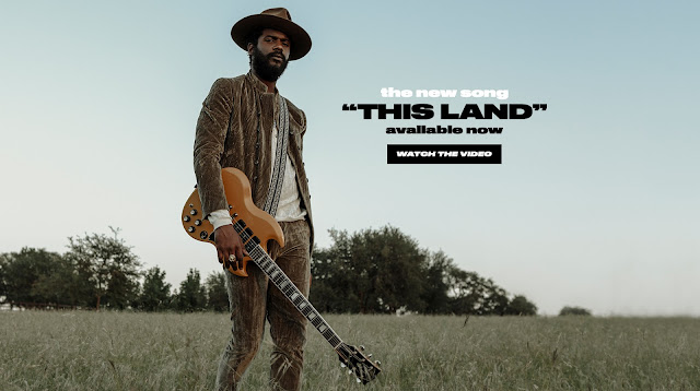 Clip du soir This Land Gary Clark Jr.