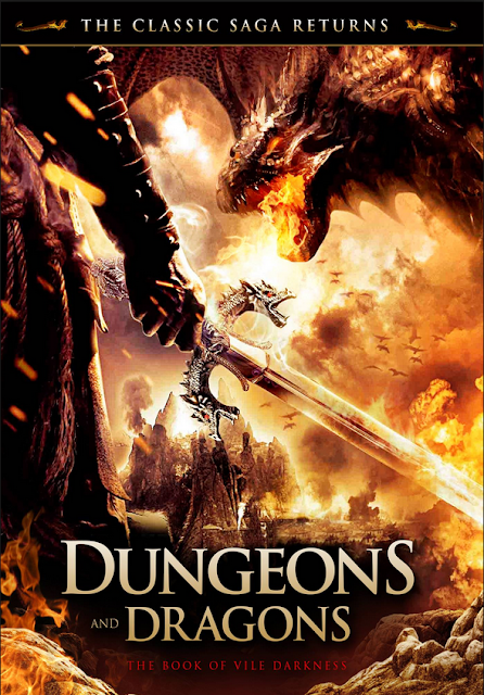 Dungeons & Dragons: The Book Of Vile Darkness 2012