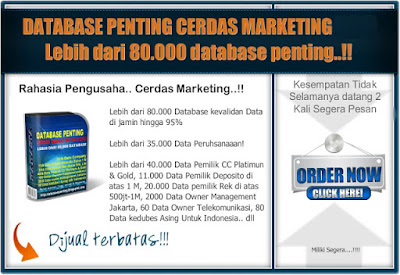081919836663 | Jual Data Nasabah Lising Bank | Adwordsgoogle.id