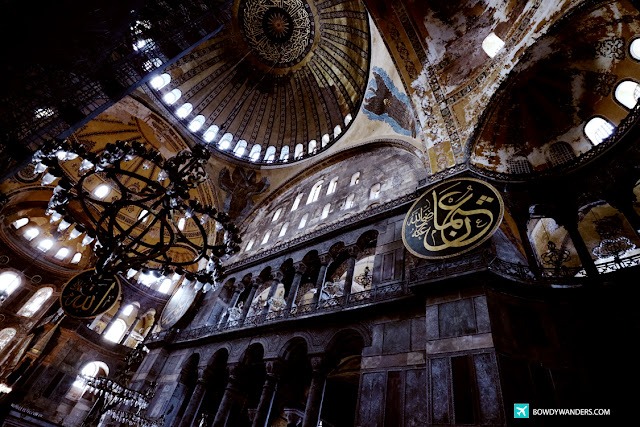 bowdywanders.com Singapore Travel Blog Philippines Photo :: Turkey :: Hagia Sophia: Supreme Mosque in Istanbul That You'll Want to Visit at Least Twice