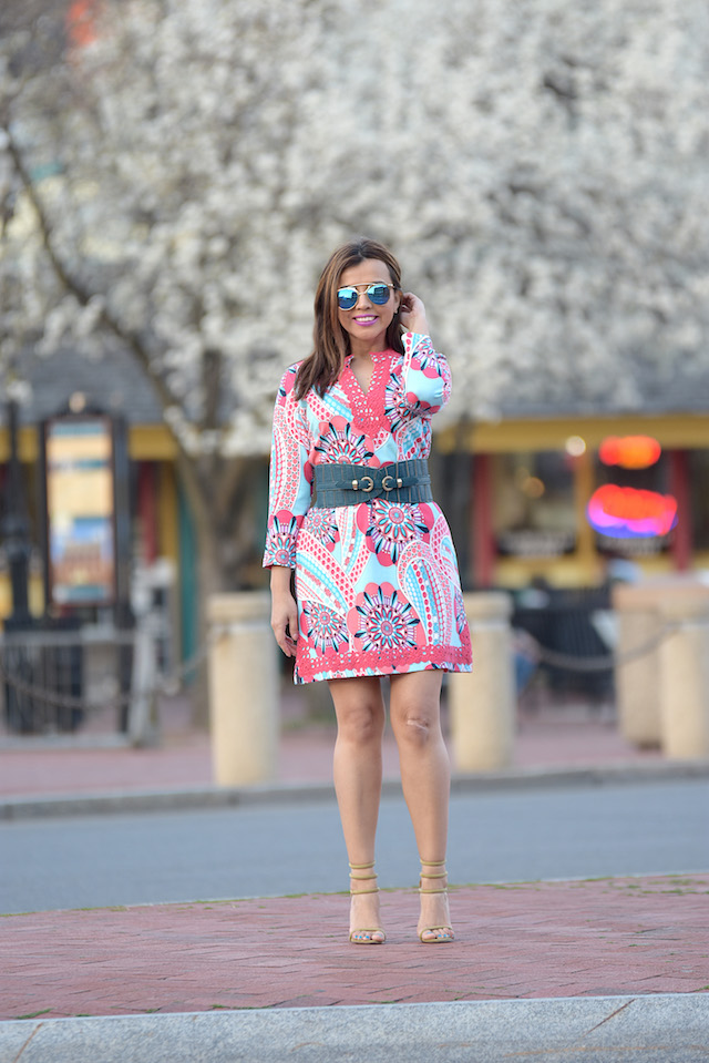 Its A Spring Thing-MariEstilo-Fashion blogger- Lookoftheday-armandhugon-belk-moda y estilo-fashionista