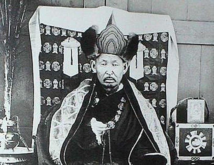 Lama Dashi-Dorzho Itigilov (1852–1927)
