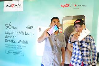 Advan S6 Plus Smartphone Sejuta Fitur Harga Tidak Sampai Sejuta