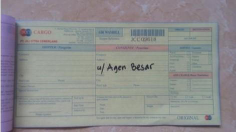 Tanya Jawab Seputar JCC Cargo