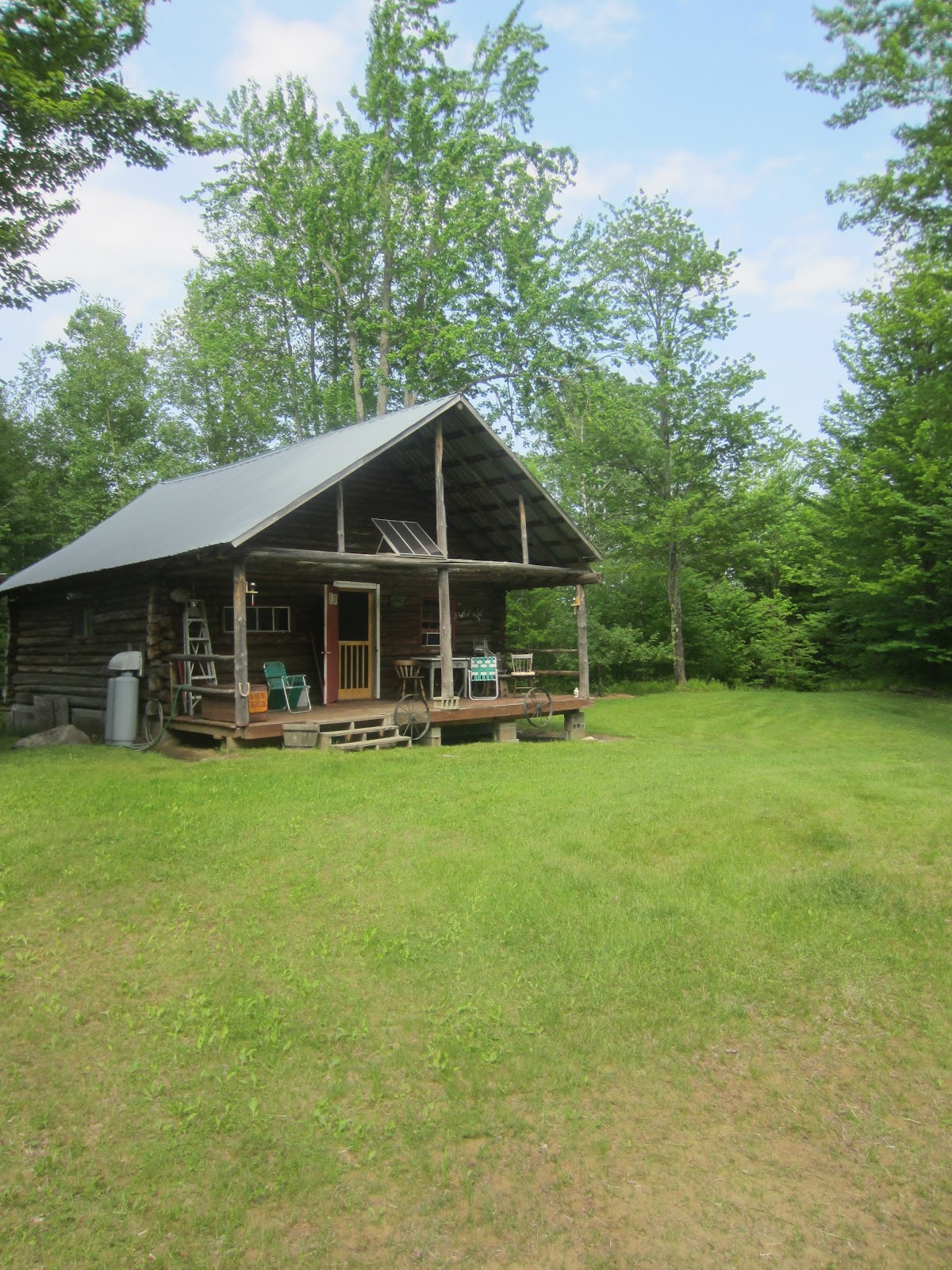 Relaxshacks More Scenes Cabins From Tiny House Summer