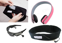 Sleep Assisting Music Headband