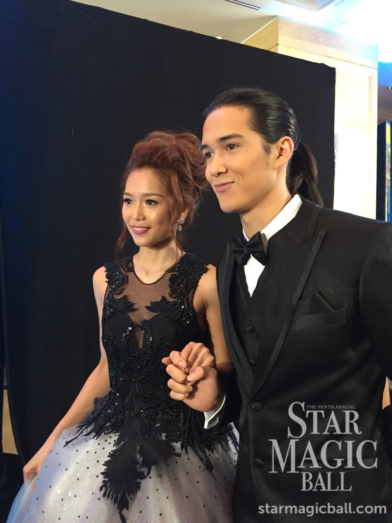 TOMIHO at Star Magic ball 2016