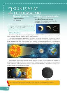 6. Sınıf Fen Bilimleri Ders Kitabı Cevapları Sevgi Yayınları Sayfa 26