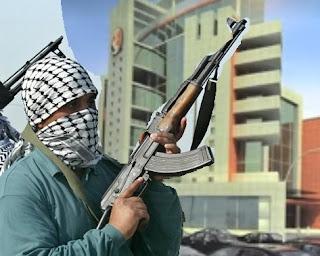 Gunmen Invade EFCC Abuja Heaquarters
