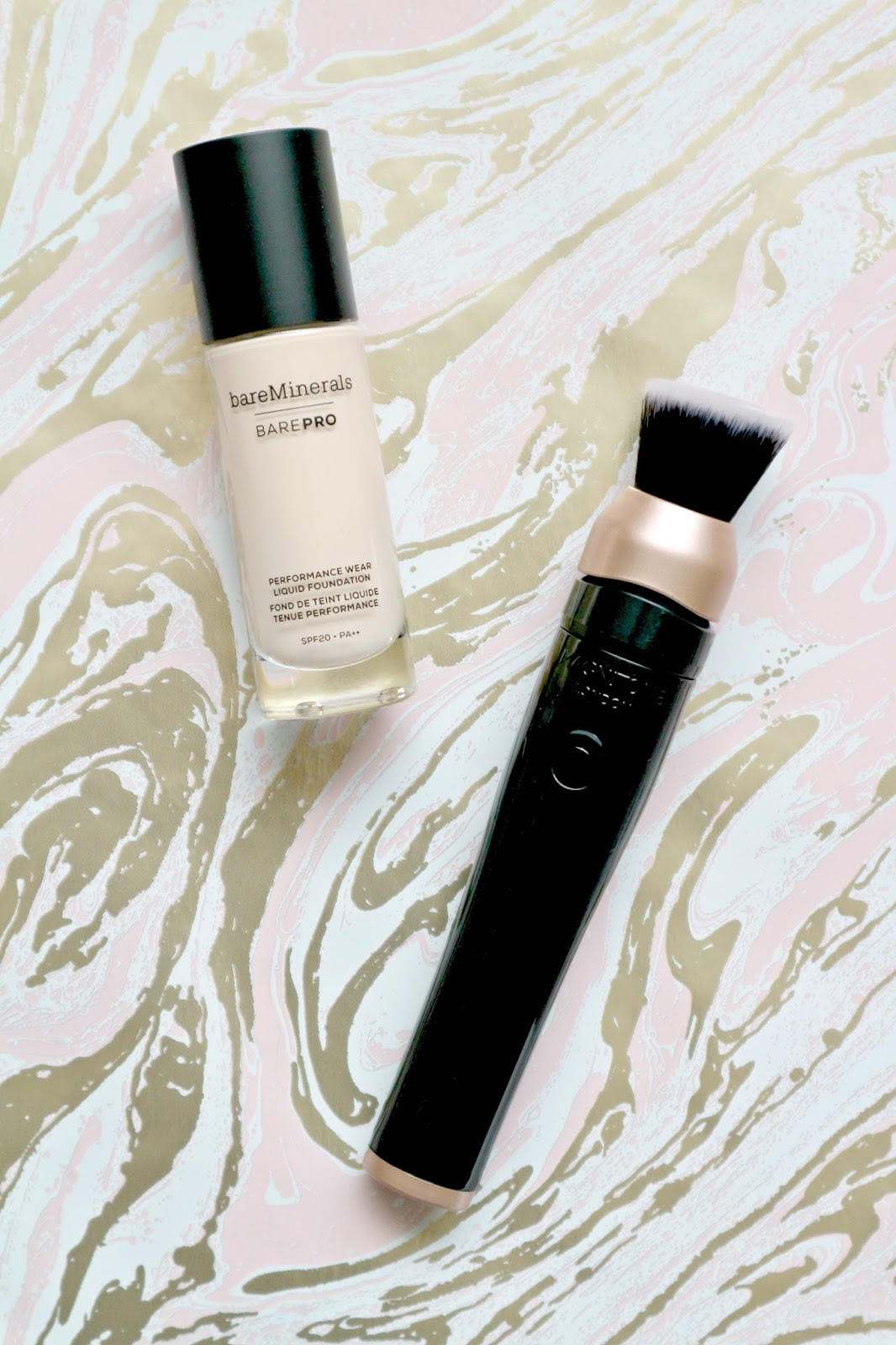 bareminerals barepro liquid foundation review