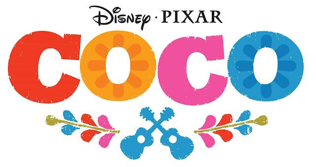 Pixar Coco Logo