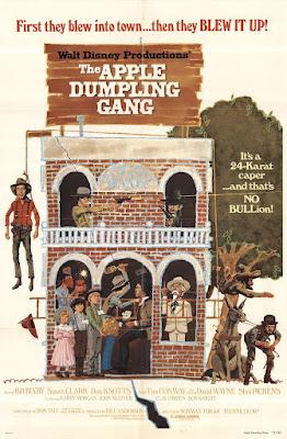 The Apple Dumpling Gang Poster