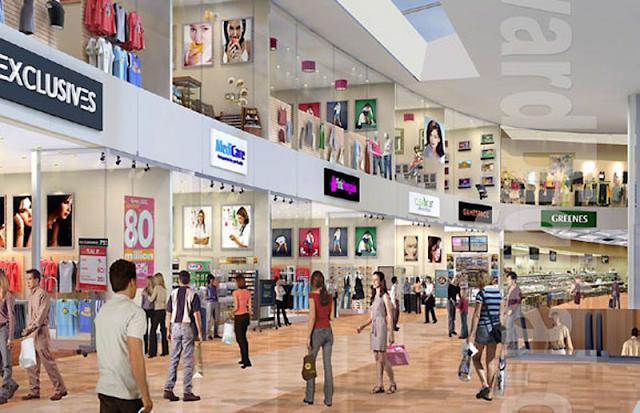 Trung tâm thương mại ECO LAKE VIEW
