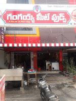 Gangaiah Meet foods tirupati