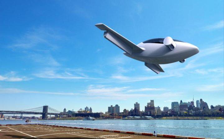 Pesawat Yang Take Off dari Halaman ini Bisa Dibeli 2 Tahun Lagi