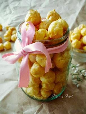 Kue kering #PutriSalju II / snow white cookies II