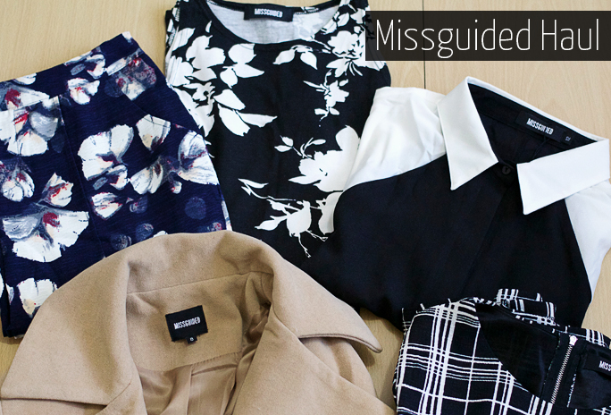 Haul | Black Friday Missguided Buys