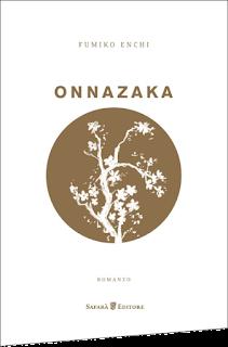 copertna di Onnazaka Il sentiero nell'ombra di Fumiko Enchi