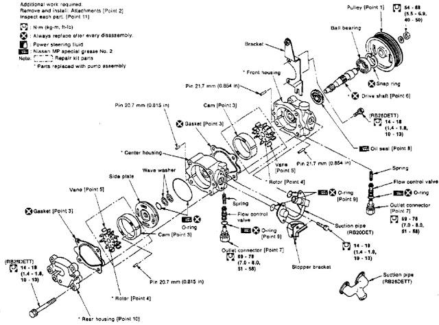 nissan xterra injector wiring diagram