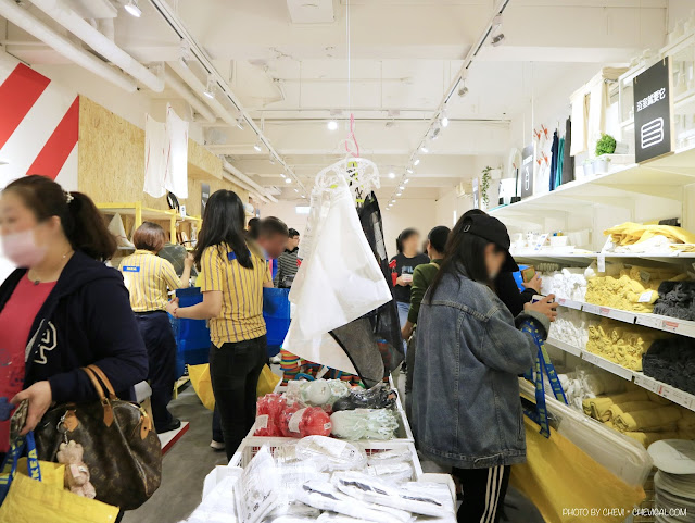 IMG 0550 - IKEA百元商店逢甲店今天開幕!排隊人潮塞爆現場,精選限定商品情報大公開