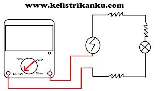 Cara membedakan Tegangan (voltase) dan Arus (ampere) Listrik