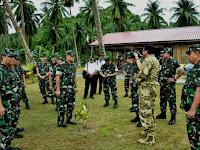 Panglima TNI Tinjau Latihan Pasukan Khusus Penanggulangan Terorisme di Anambas