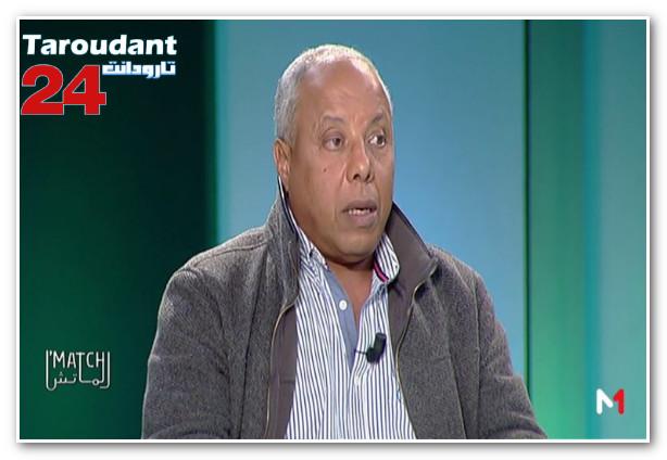 أمحمد فاخر: طردنا النحس بانتصارنا على أولمبيك خريبكة