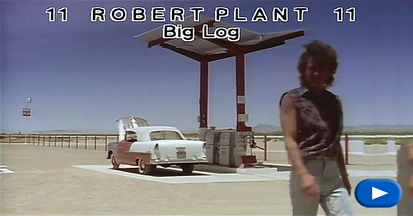 Robert Plant - Big Log