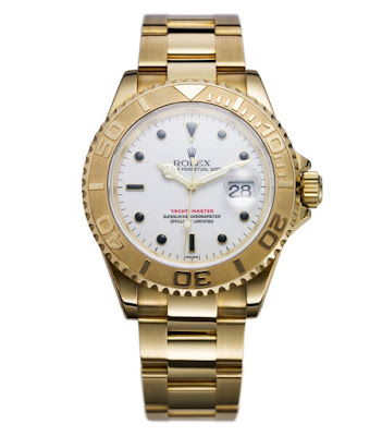 photo of First Rolex Yacht-Master Model Released in 1992
