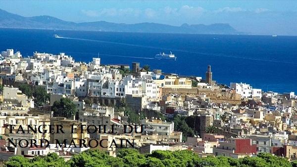 Tanger étoile du nord Marocain