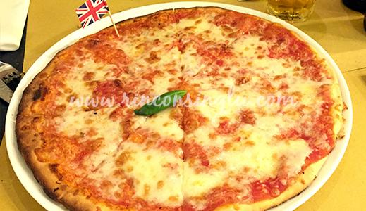 pizzas para celiacos en roma
